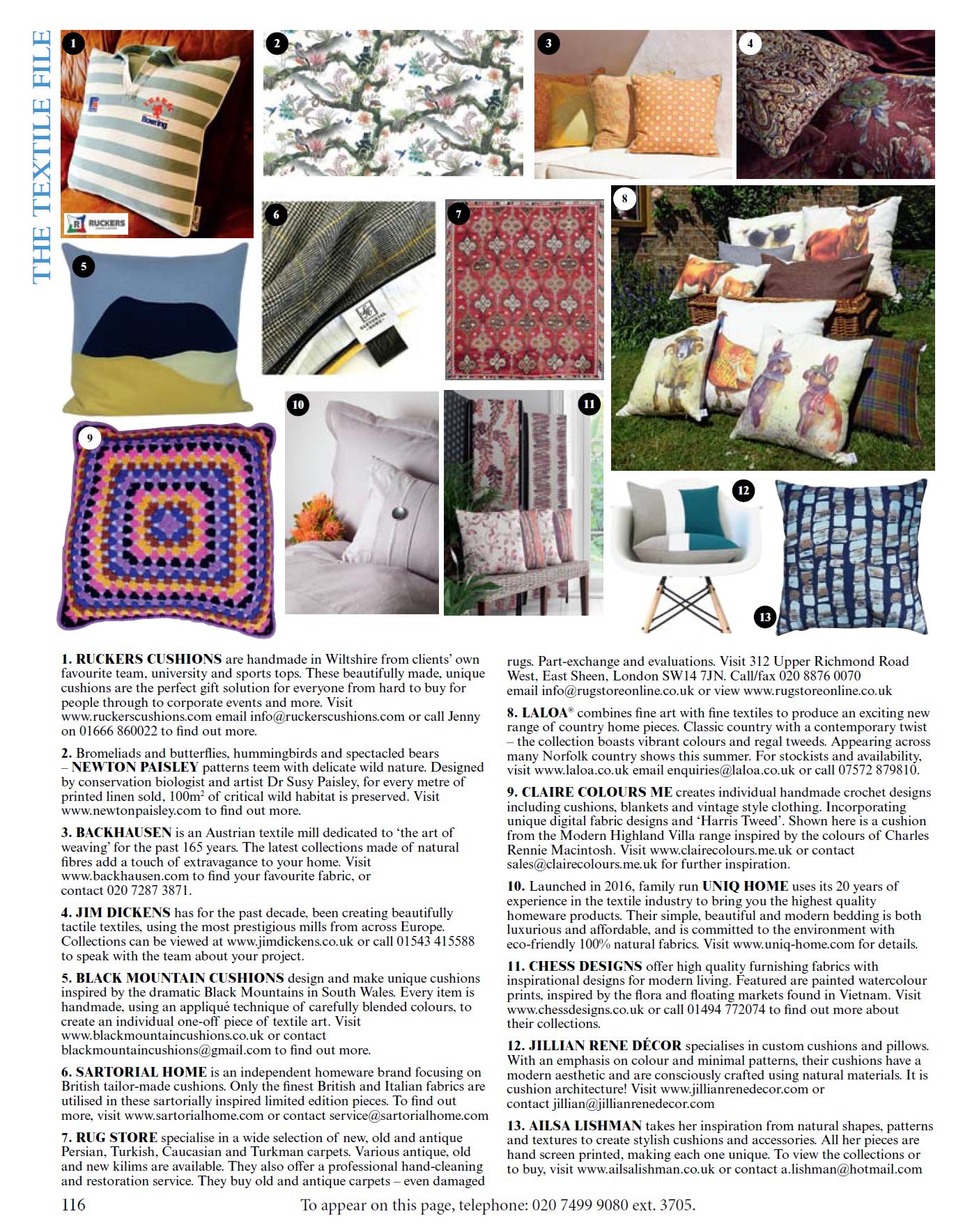 116 The Textile File